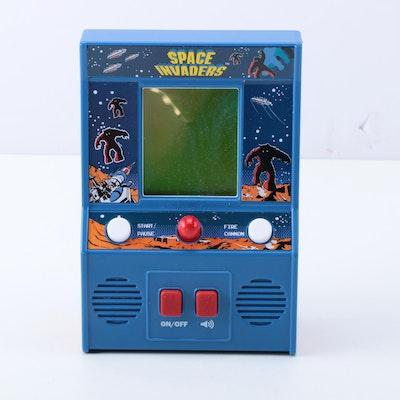 """Handheld """"Space Invaders"""" Game"""