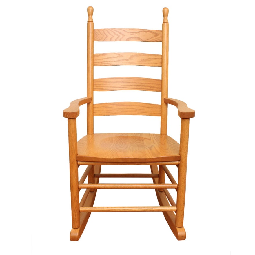 Ladder Back Chairs For Sale Oak Rocking Chair