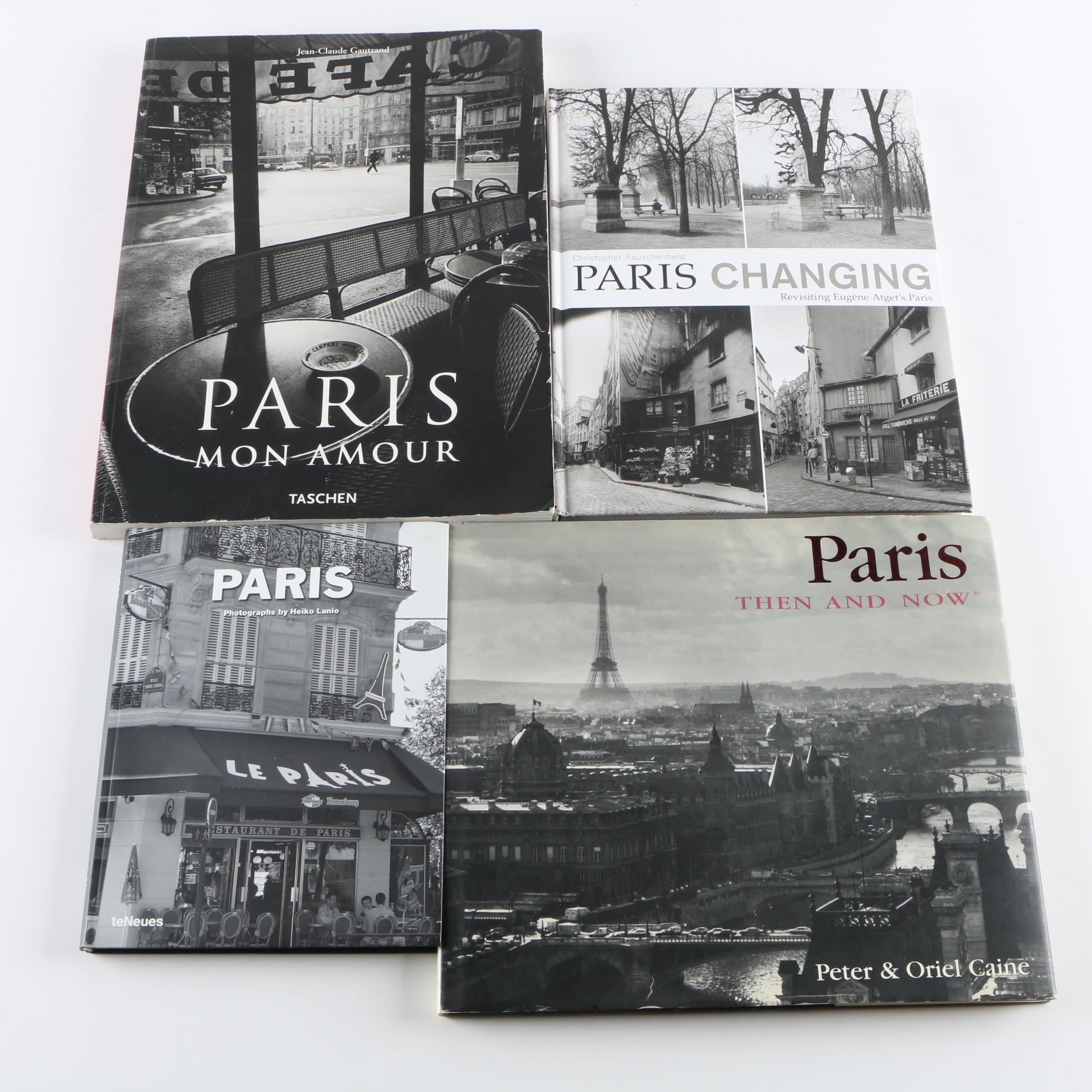 Paris Photography Books