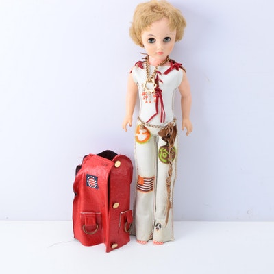 Plastic Punk Rock Doll