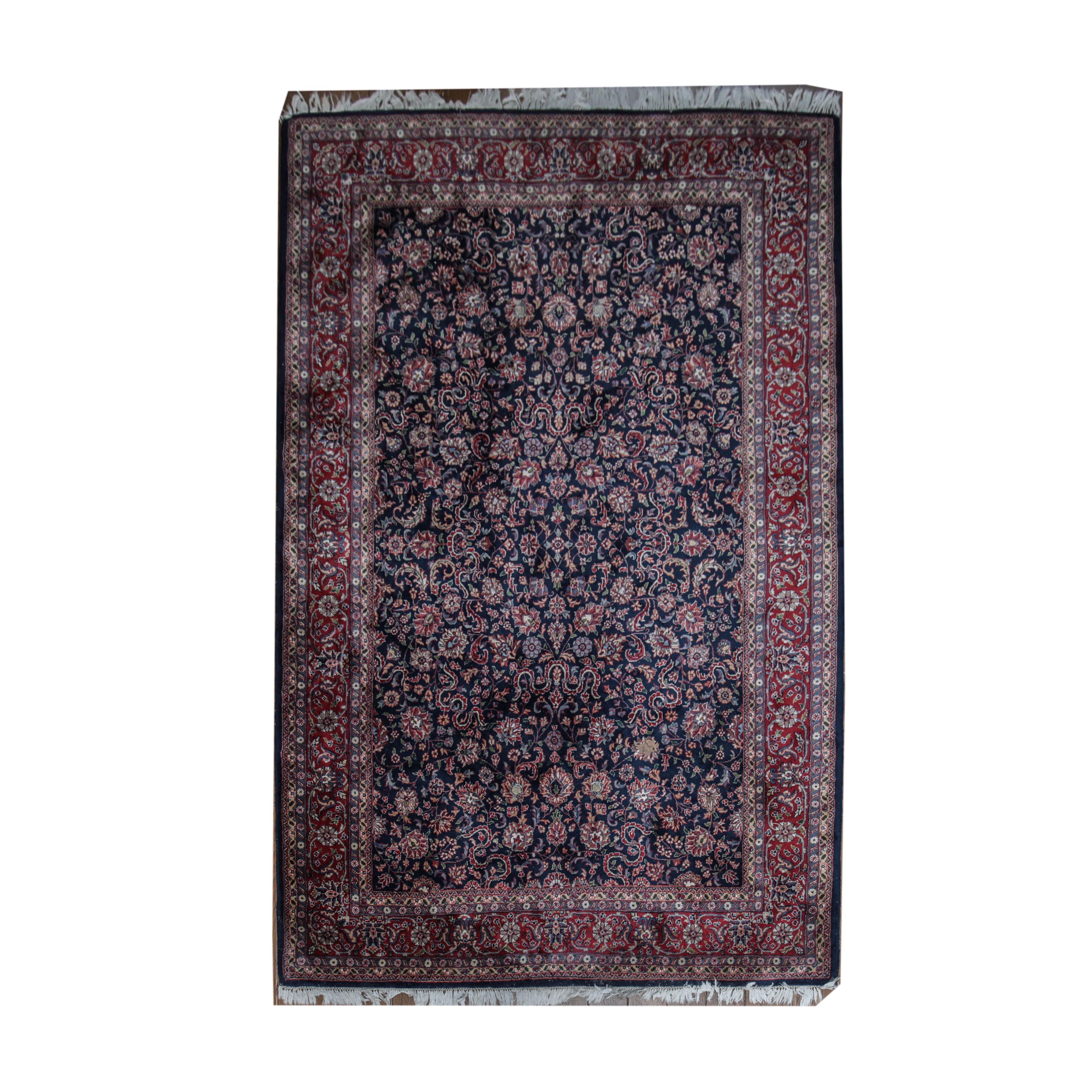 Handwoven Persian Wool Rug