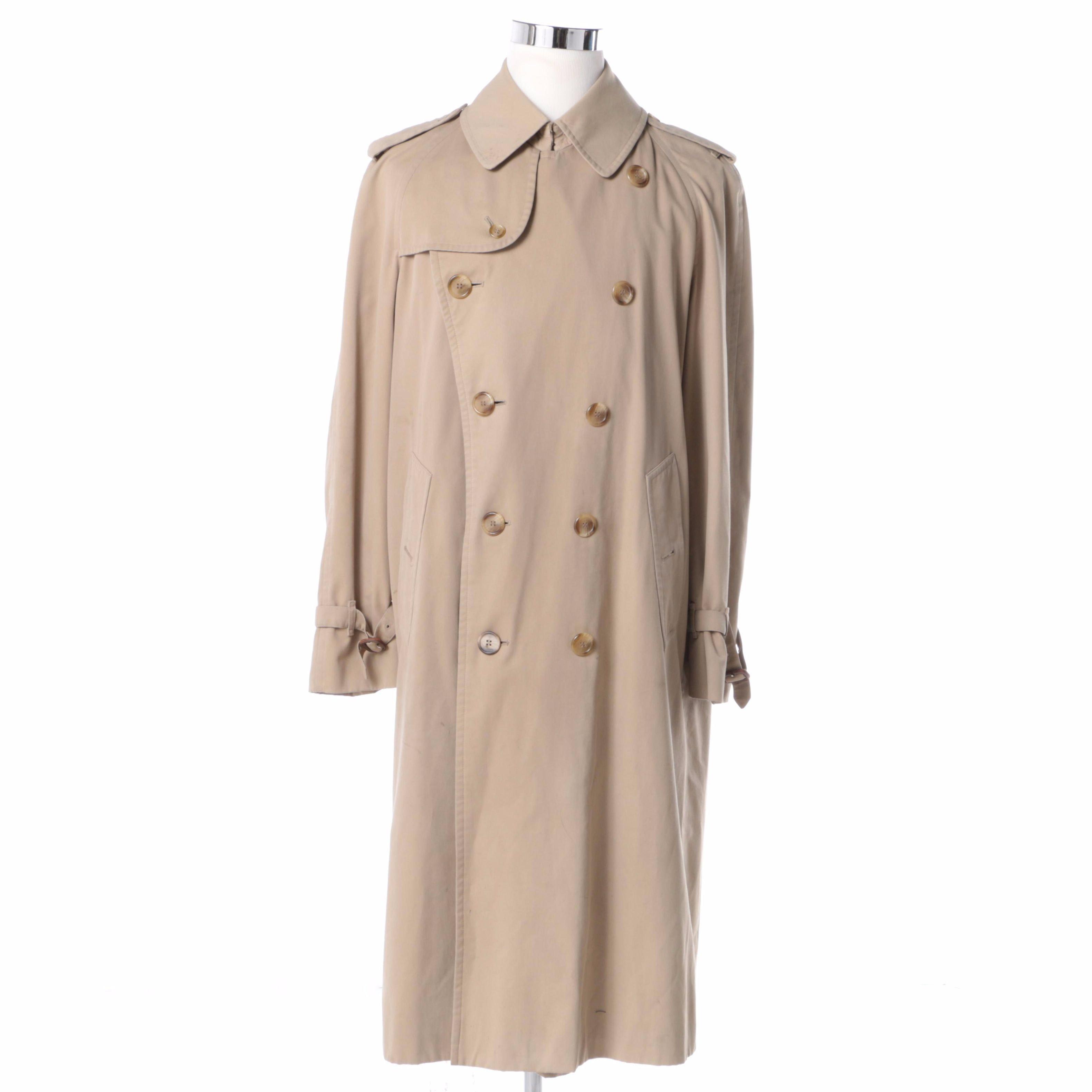 Women's Burberrys Trench Coat