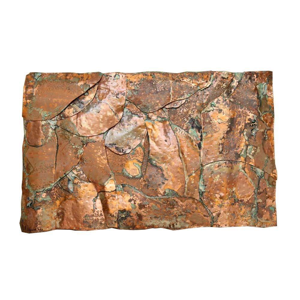 Copper Art by Anne Cunningham