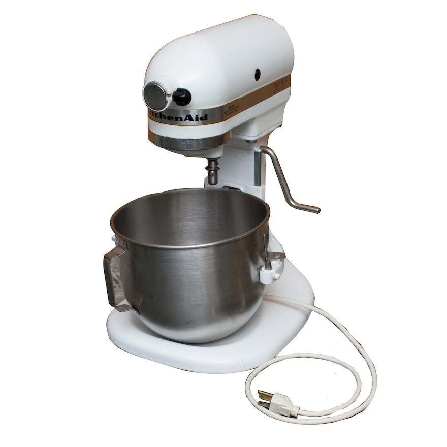 Kitchenaid by Hobart K5ss Stand Mixer : EBTH
