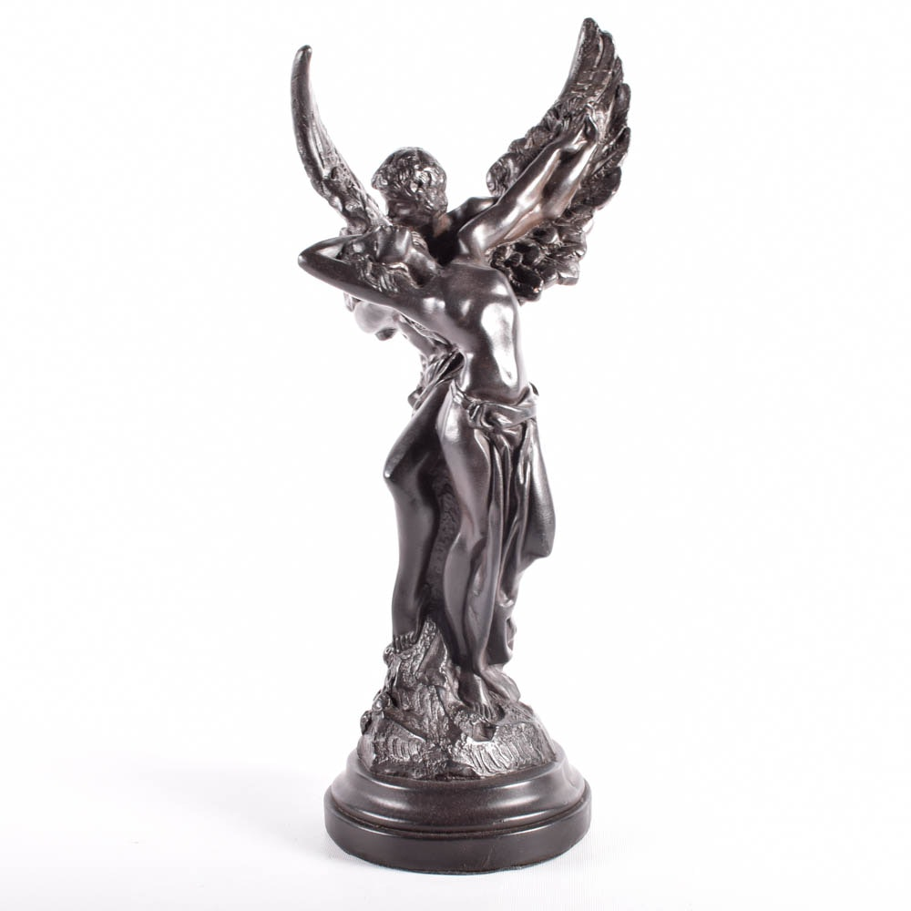 """""""Wings of Love"""" by Austin Sculpture"""