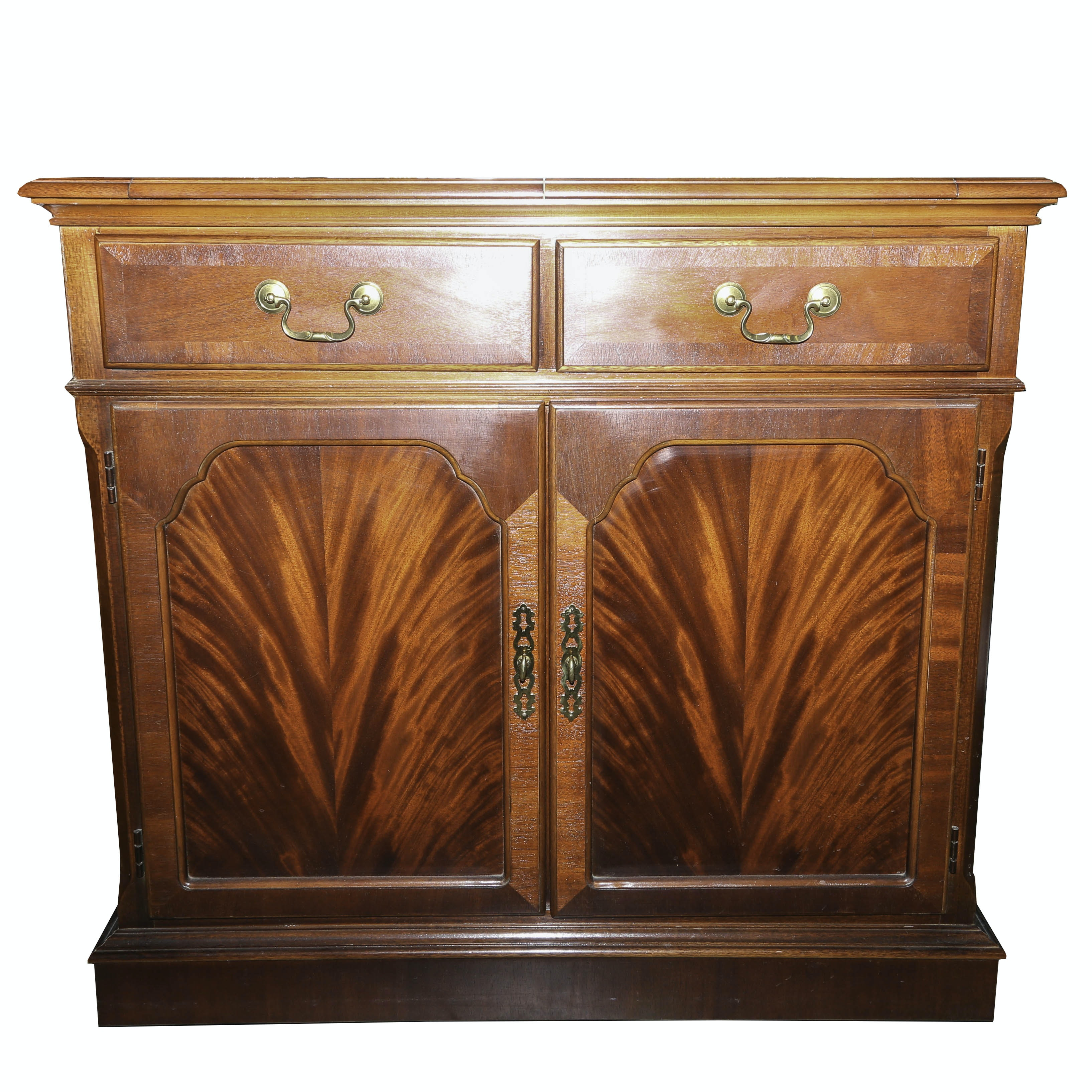Flame Mahogany Buffet by Lexington Furniture