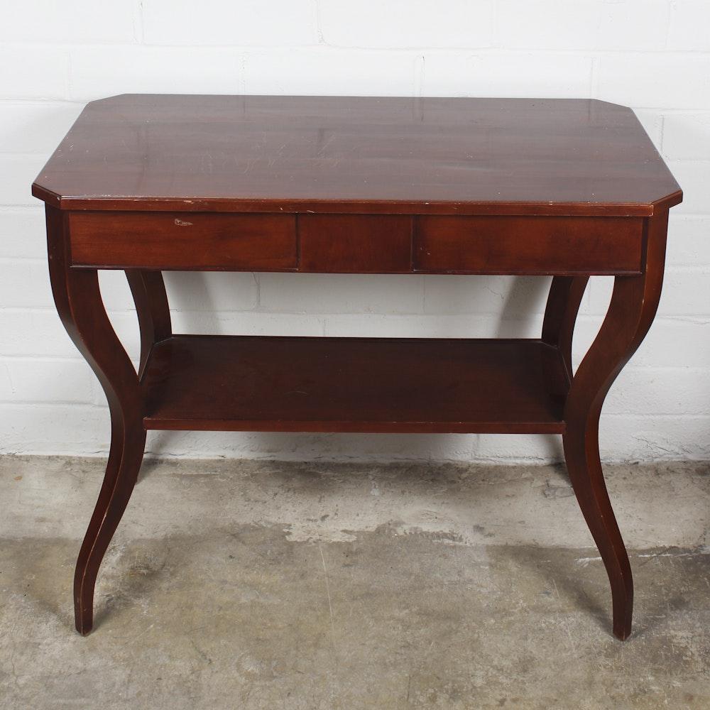 Vintage Entry Table by Baker Furniture