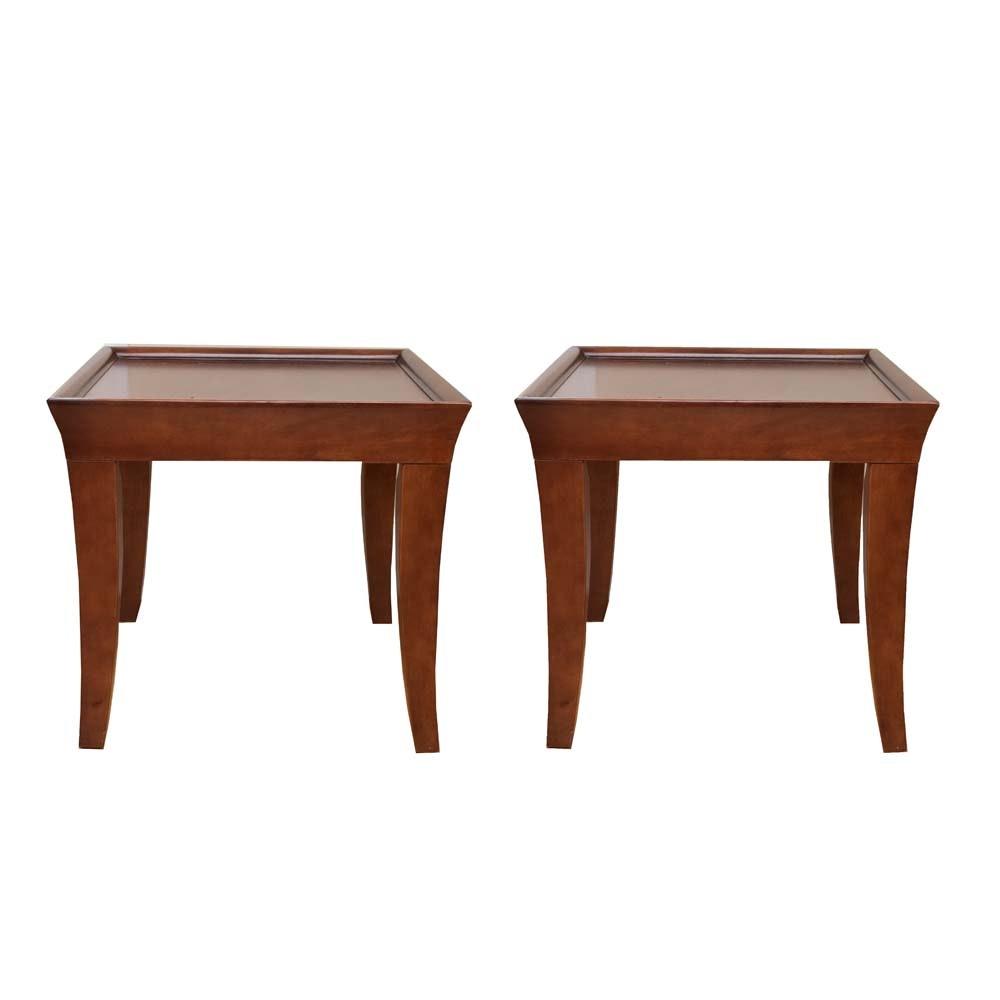 Becker Furniture End Tables