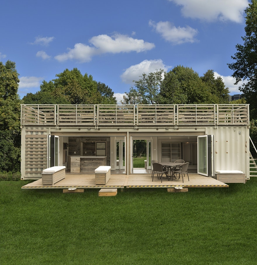 Garnet Hill Container Home Sale
