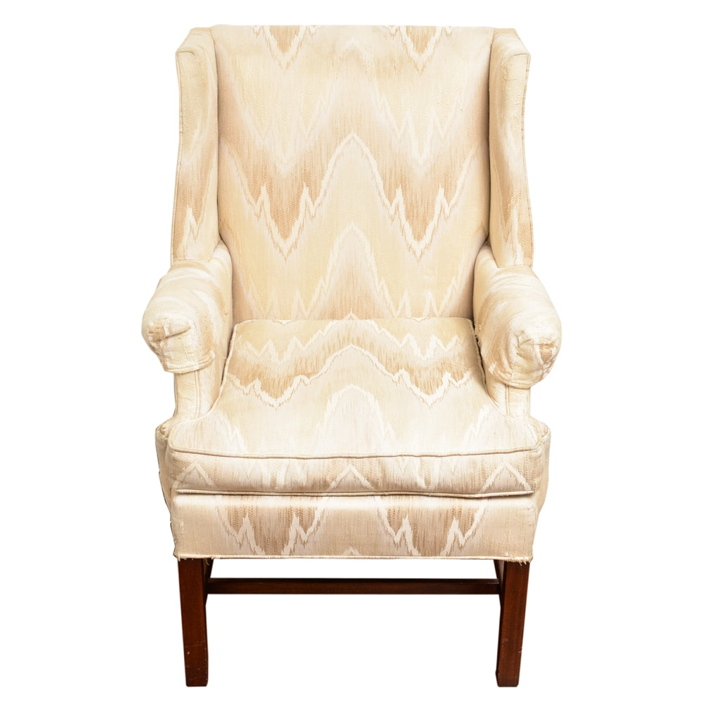 Hickory Furniture Louis XV Style Arm Chair