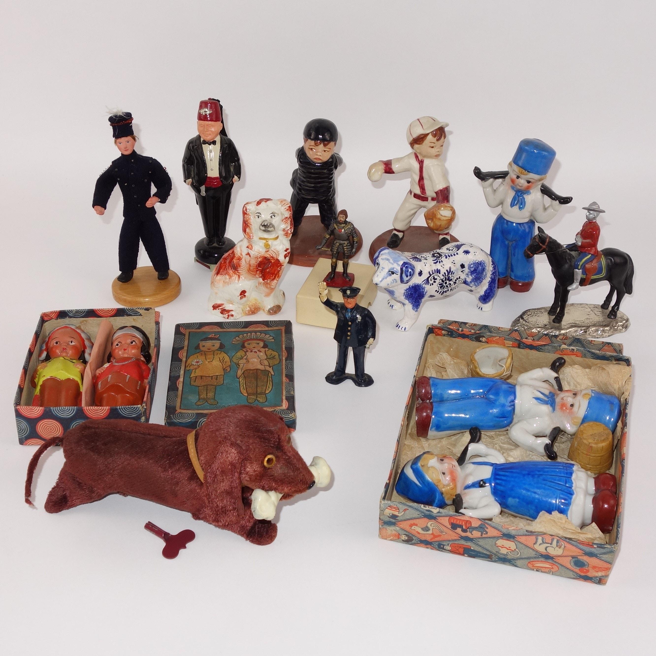 Vintage Small Figurines