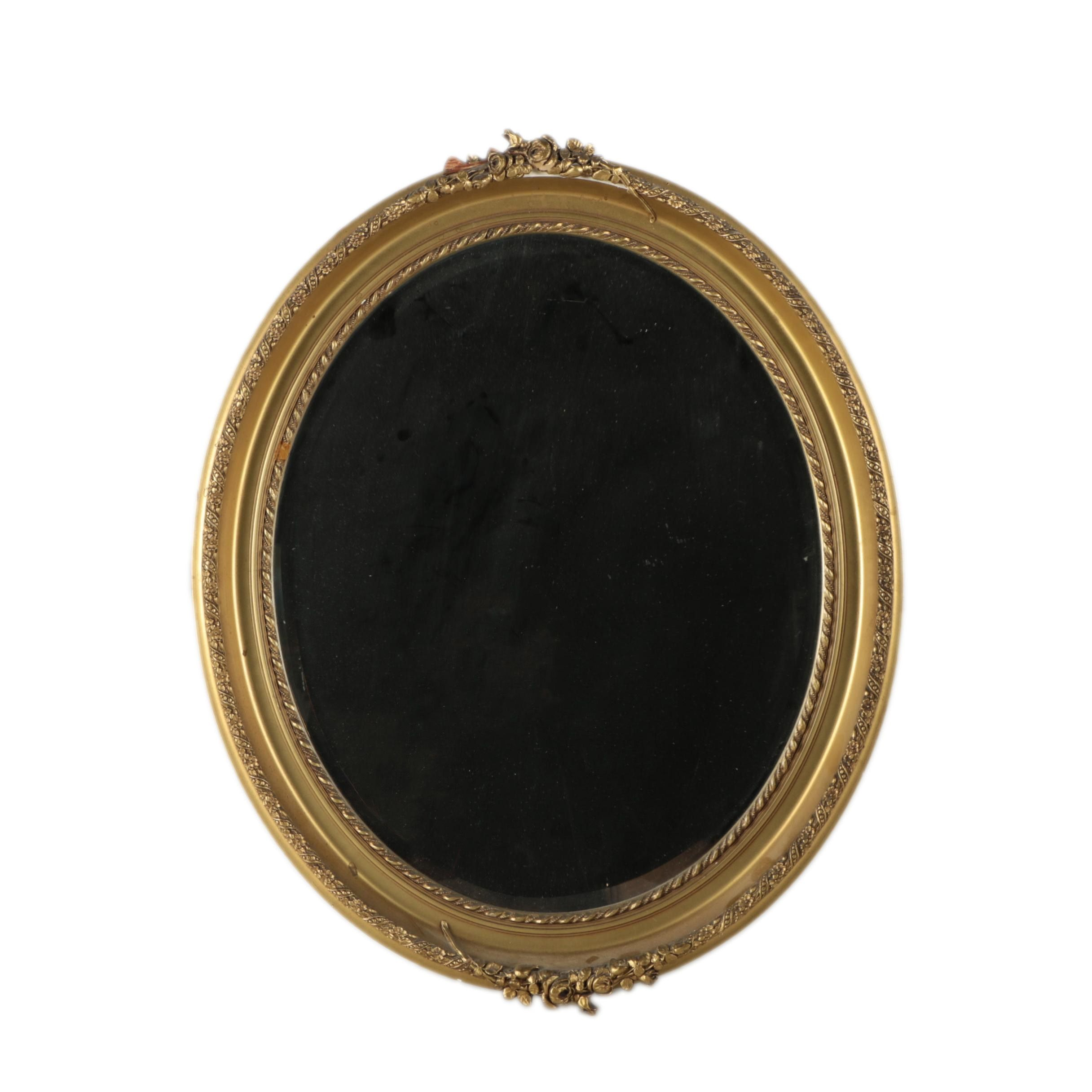 Gold Gild Wall Mirror
