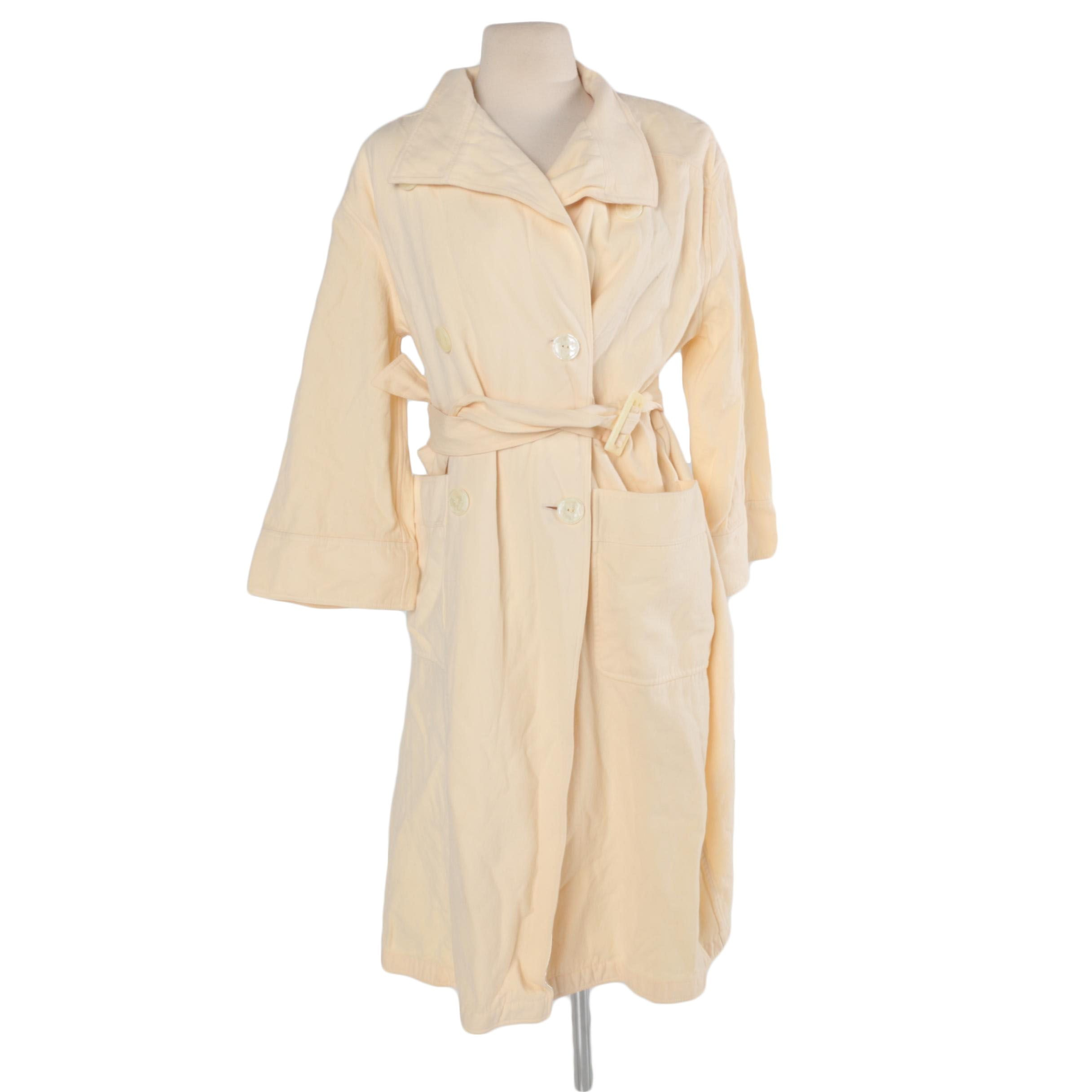 Women's Valentino Boutique Wool Blend Coat