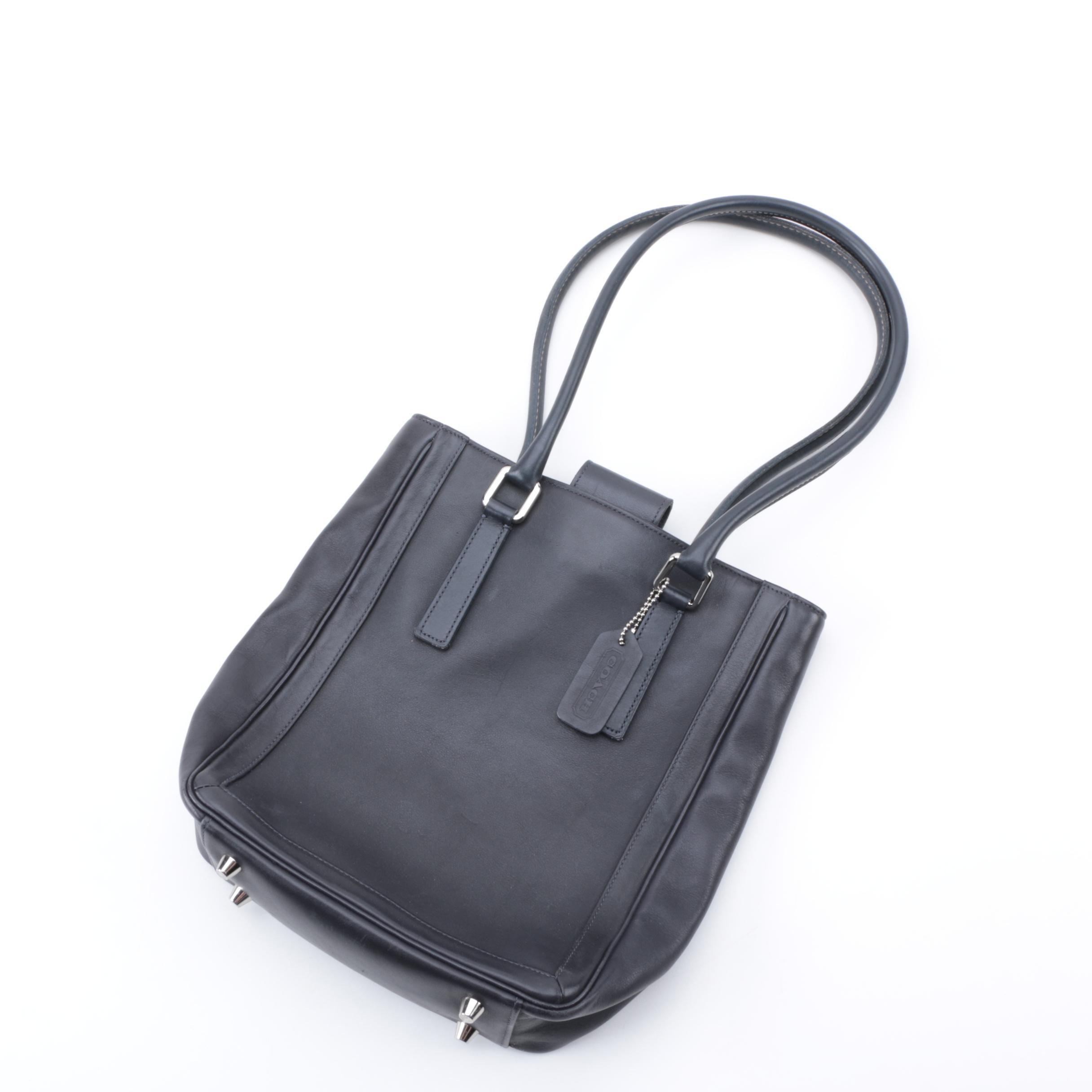 Coach Legacy Bucket Bag