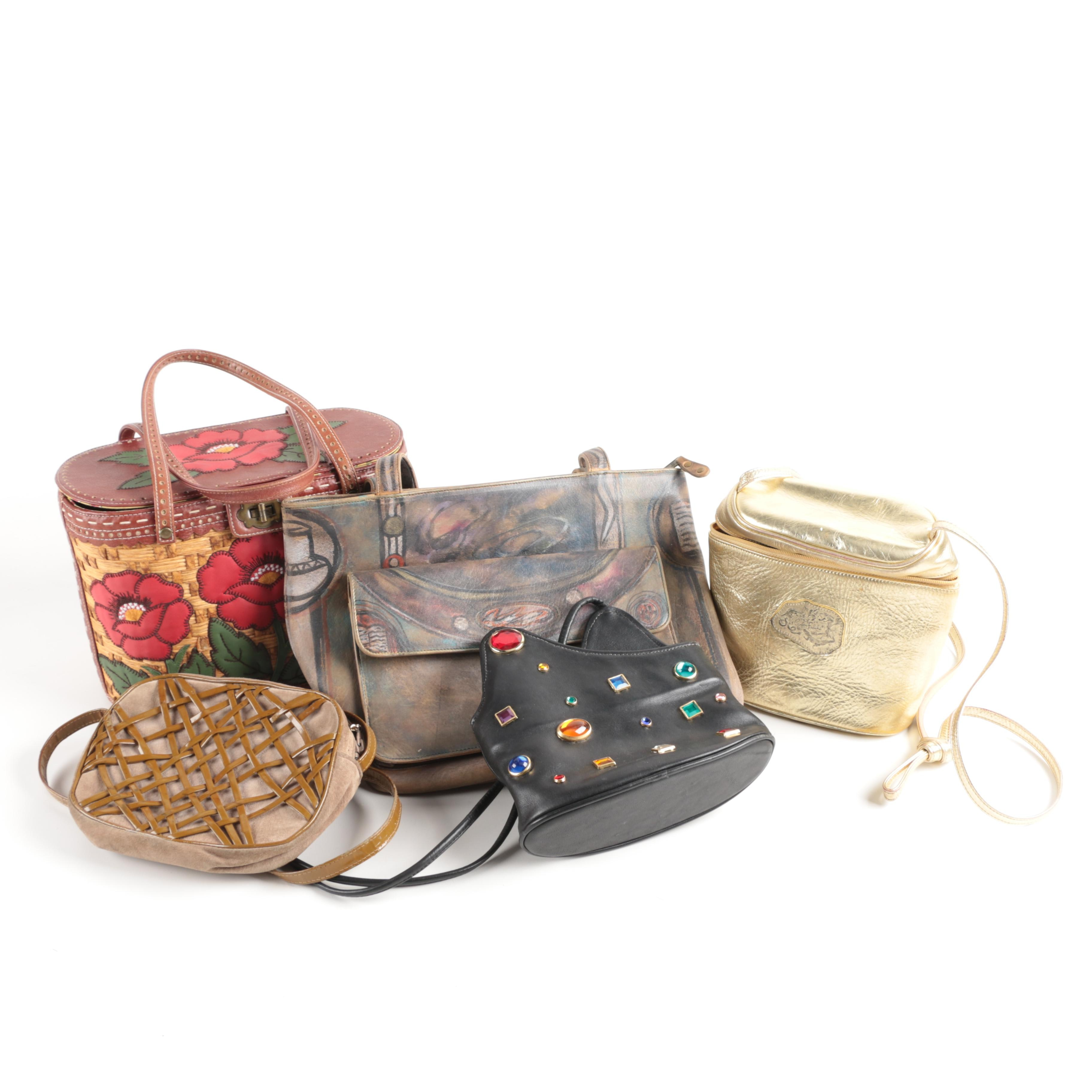 Handbags Featuring Jane Yoo and Isabella Fiore