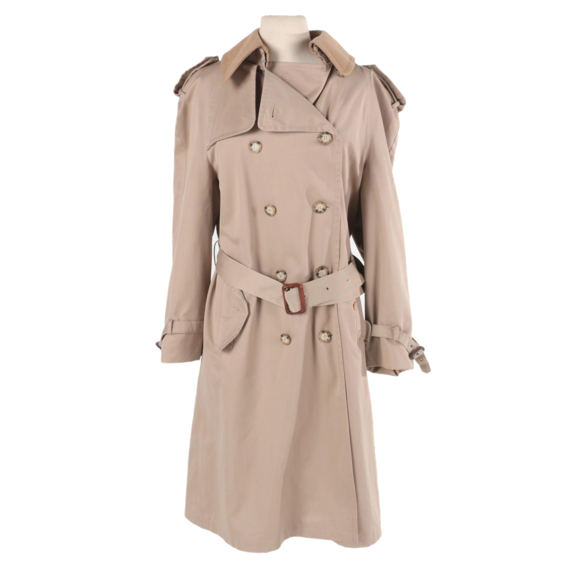 Brookcraft Trench Coat