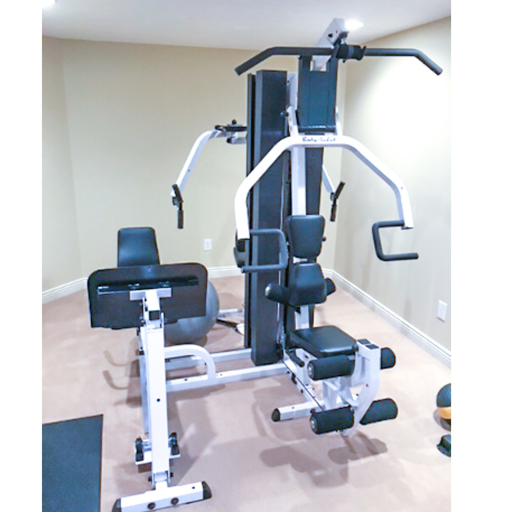Body Solid Executive 1200 Home Gym