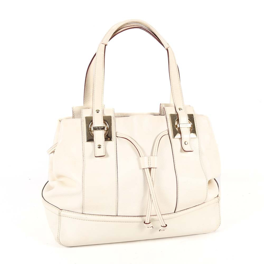Kate Spade Easton Kenny Leather Handbag