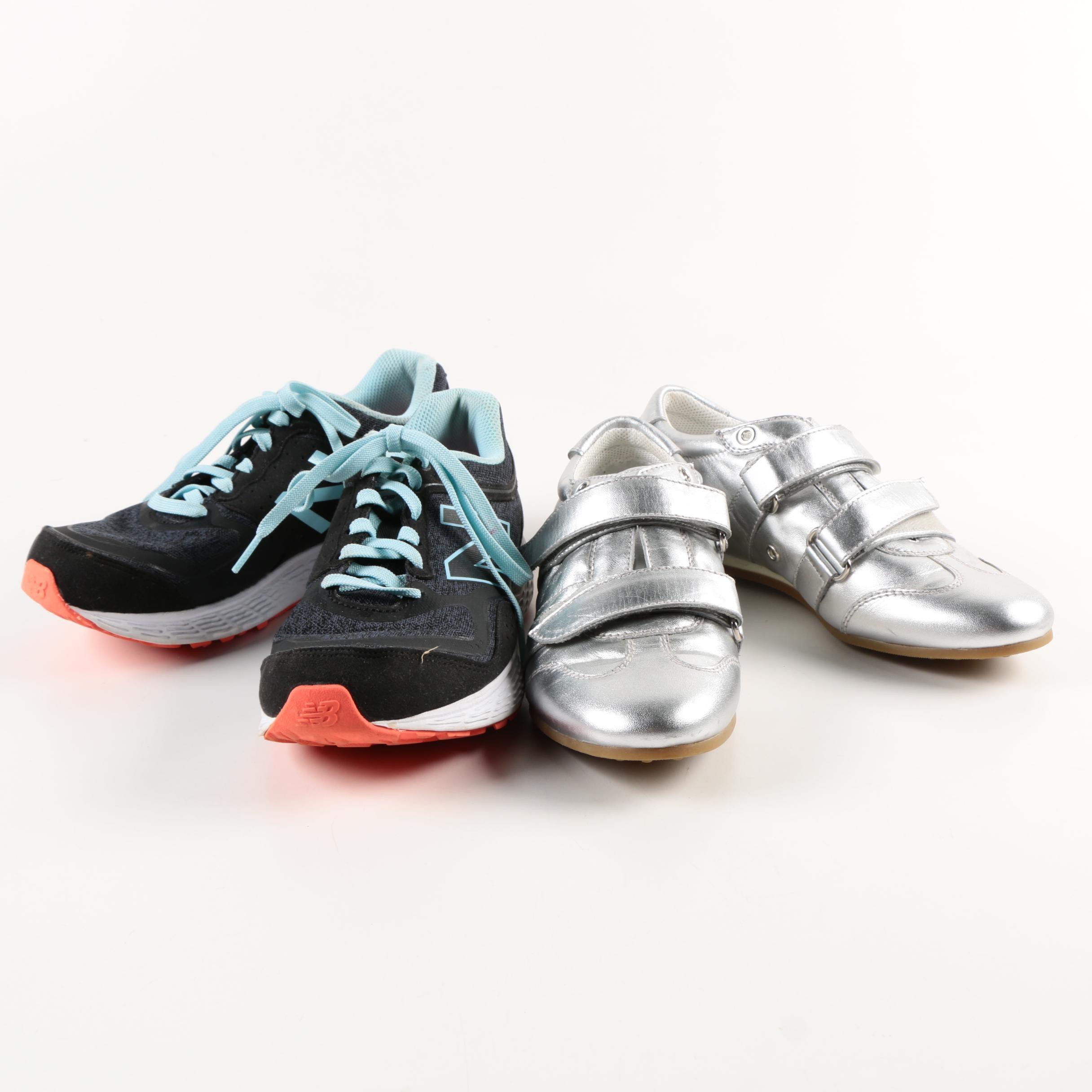 Women's Sneakers Including Original Car Shoe