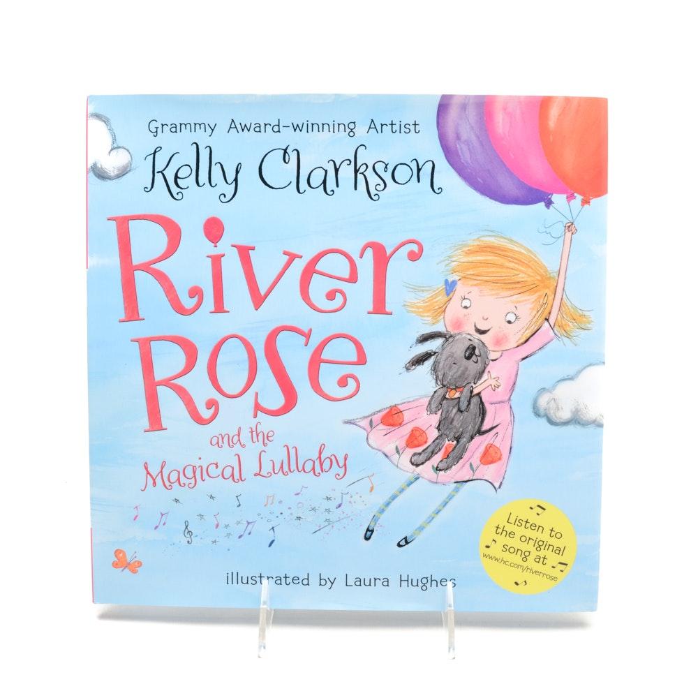 Kelly Clarkson Signed Children's Book