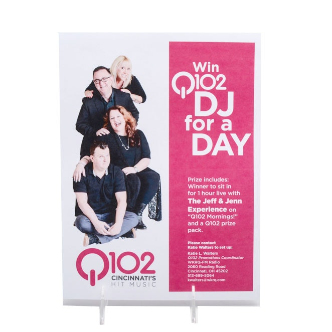 Win a Day with the DJs Jeff and Jenn!