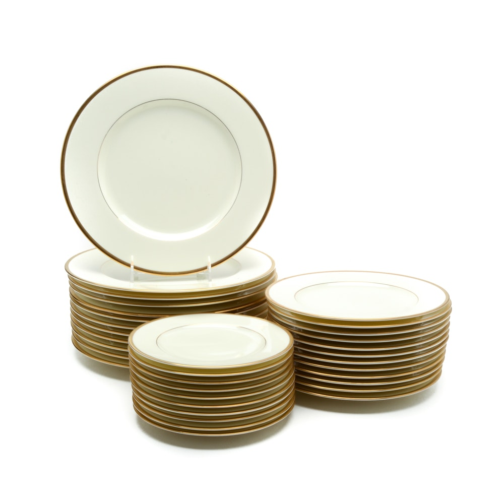 "Noritake Japan ""Troy"" Pattern Dishes"