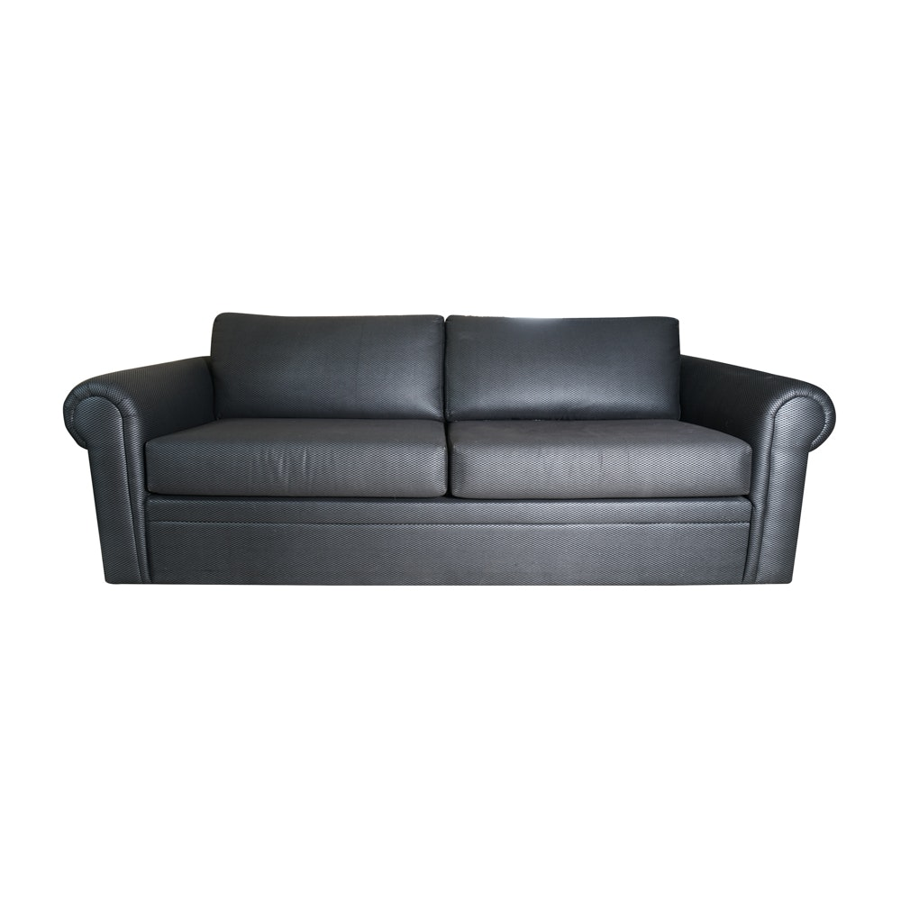 Contemporary Style Sleeper Sofa by Stearns and Foster