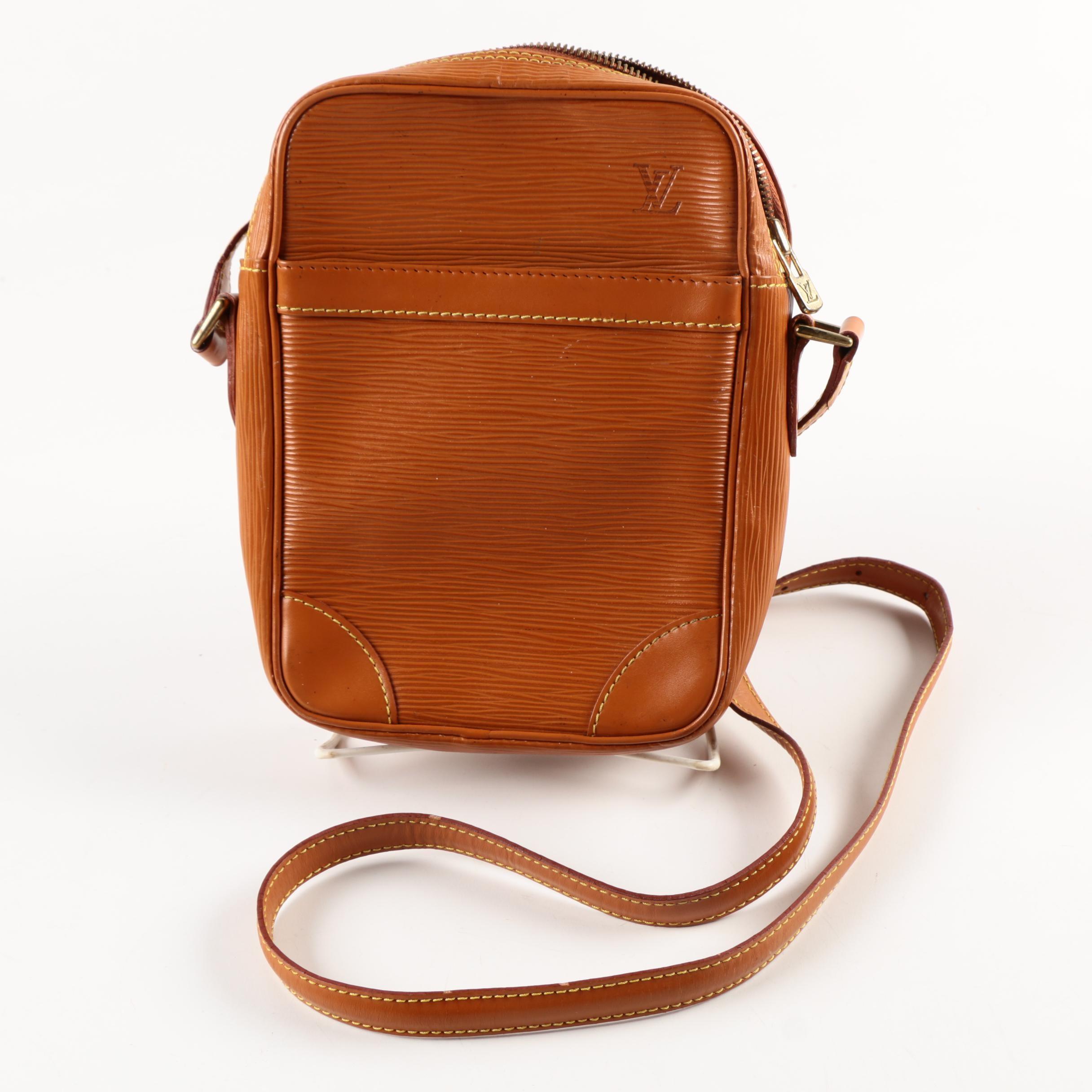 Louis Vuitton Danube Epi Leather Purse