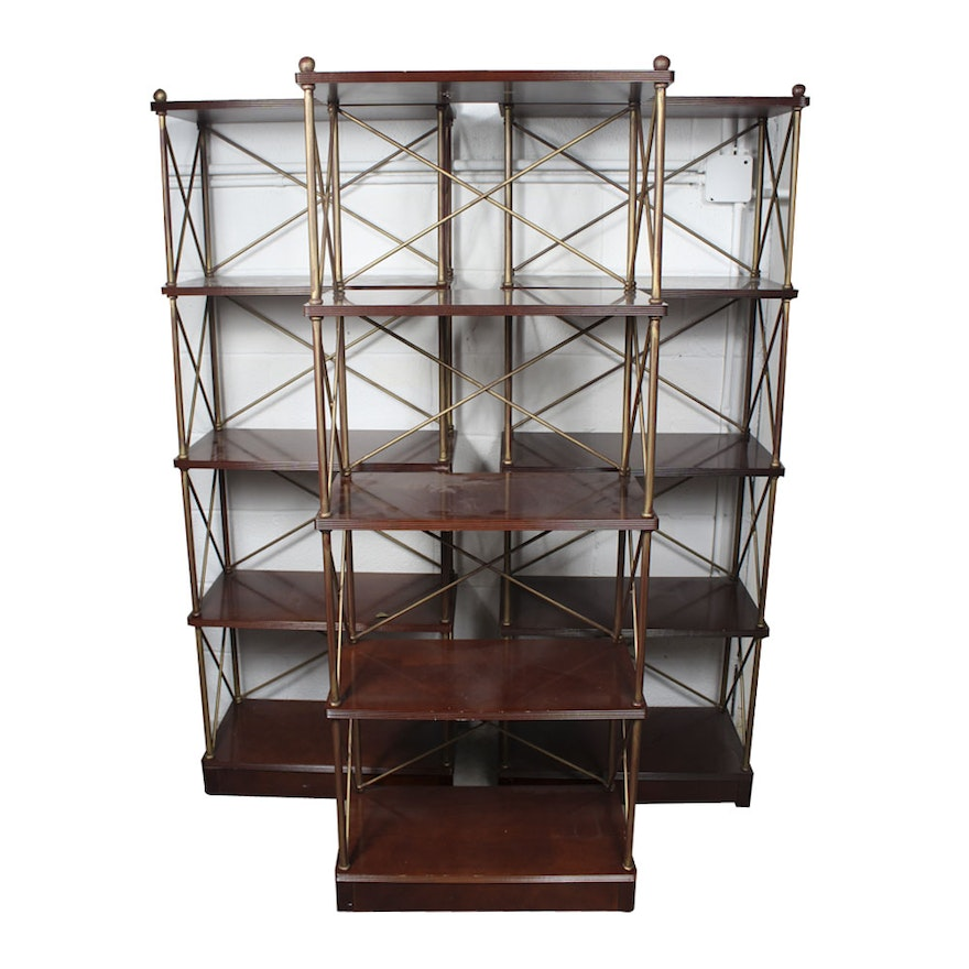 Bookcases By The Bombay Company