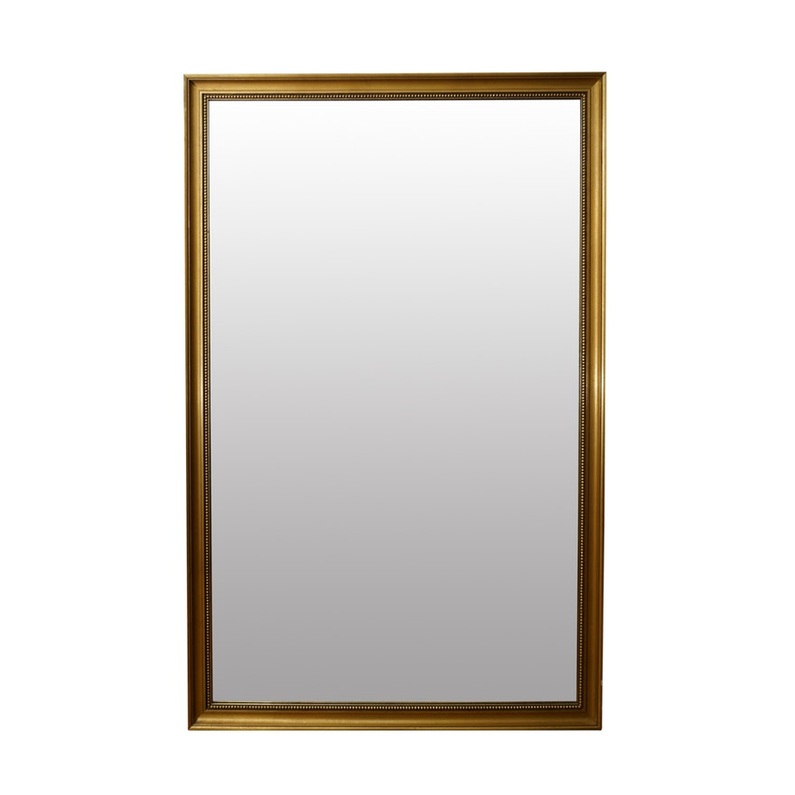 Large Gilt Wall Mirror : EBTH