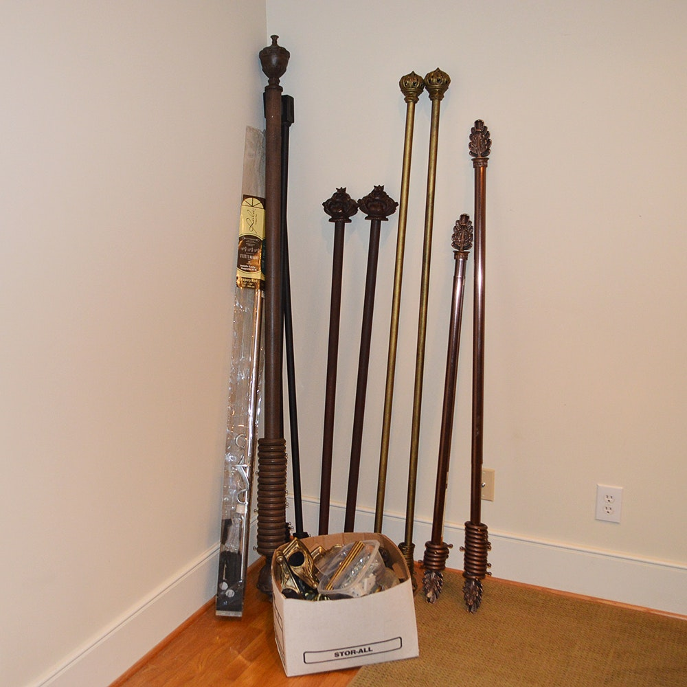 Drapery Rods and Accessories
