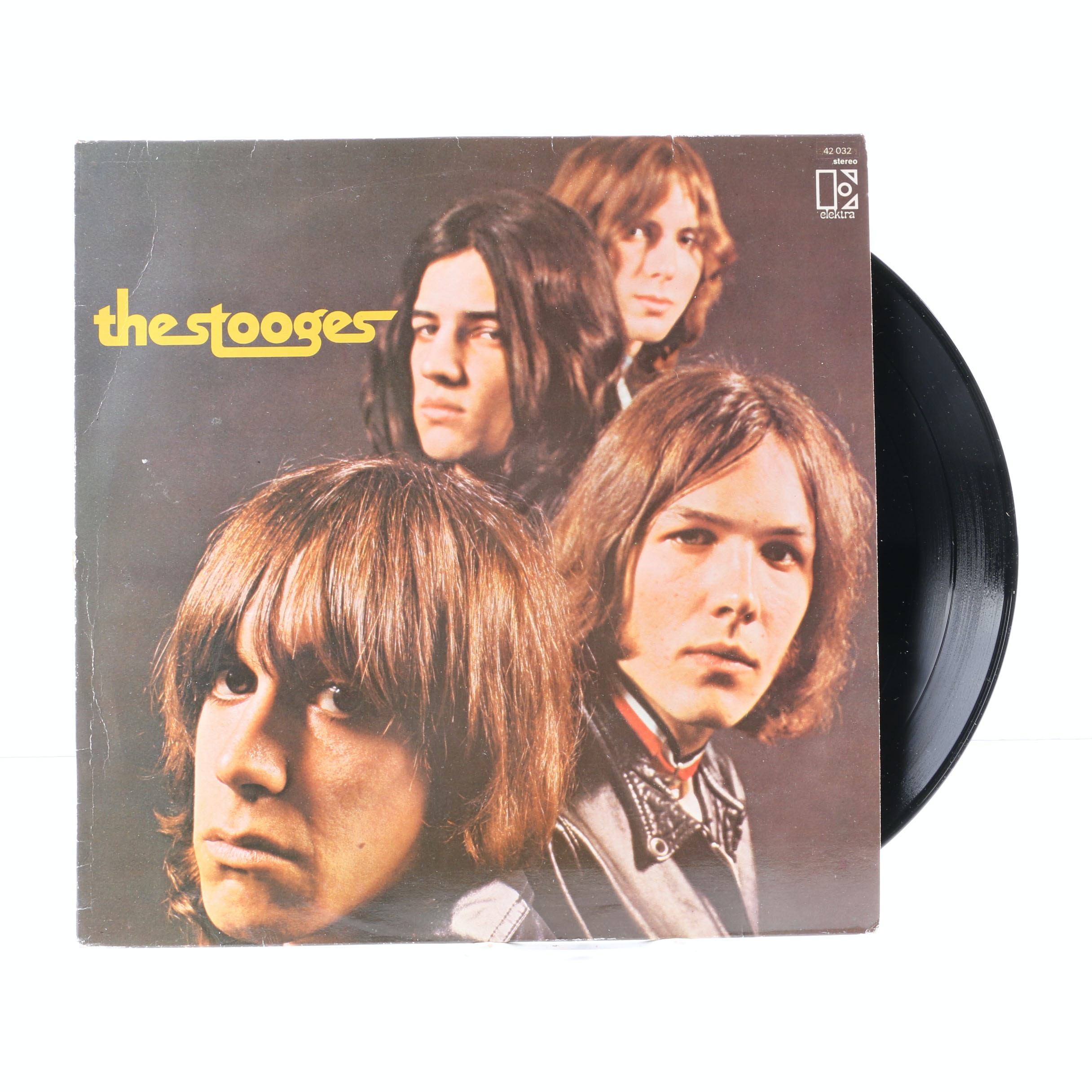 """The Stooges """"S/T"""" French Pressing LP"""