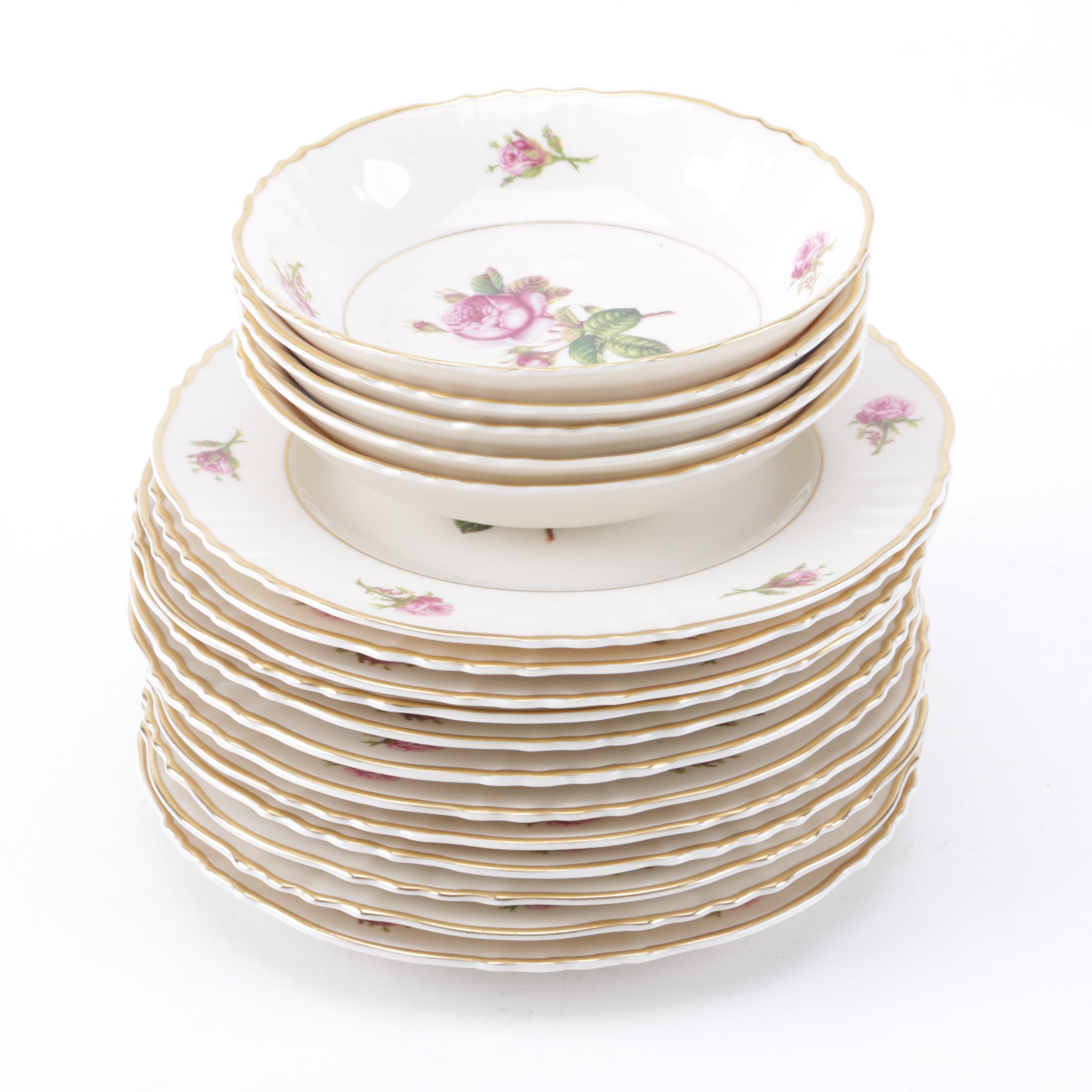 "Syracuse ""Victoria"" China Tableware"