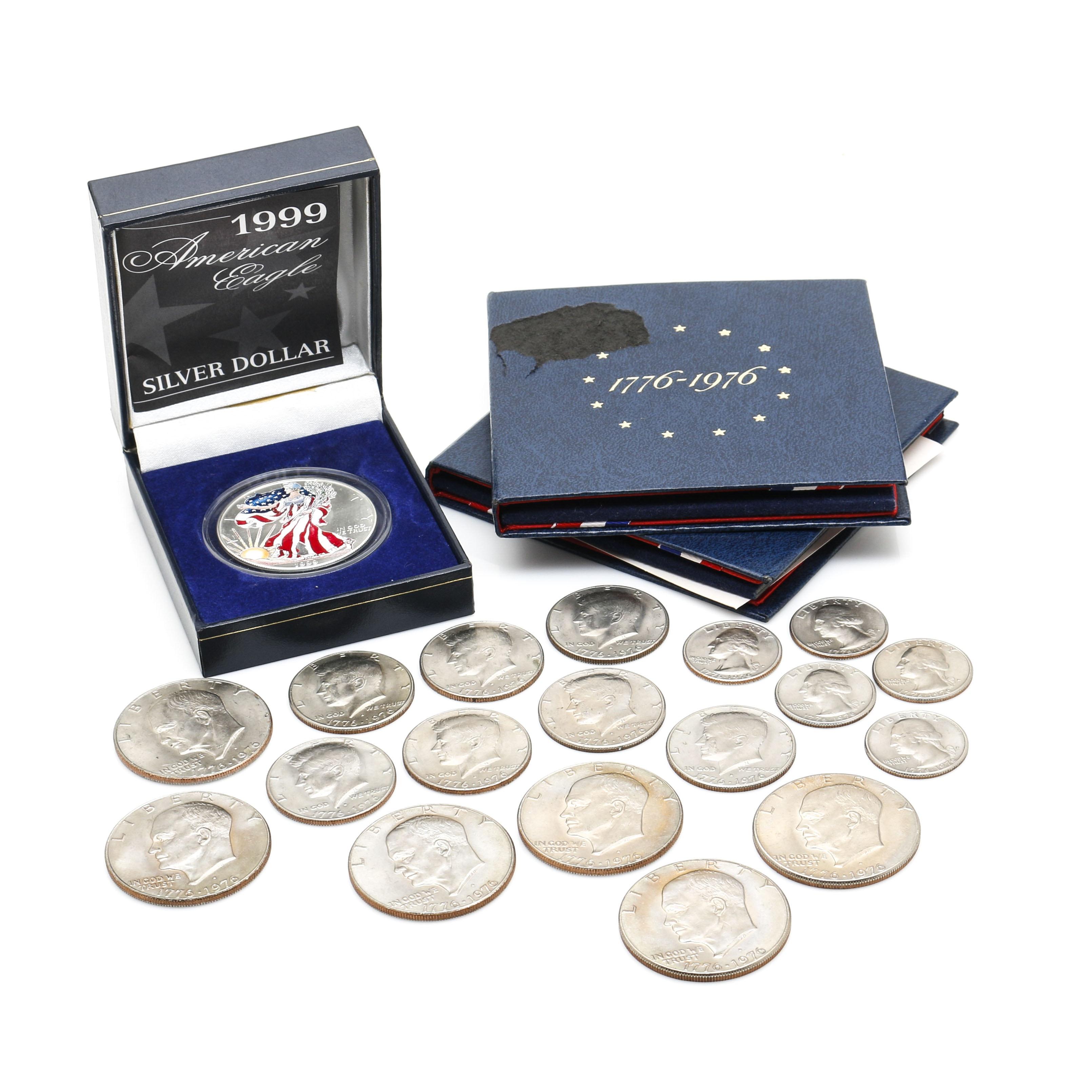 American Bicentennial Coin Collection