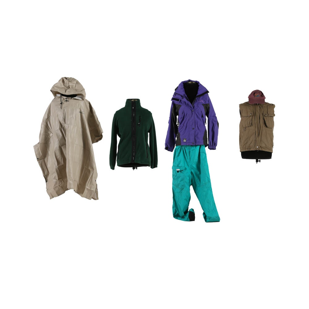 Rain Gear Assortment