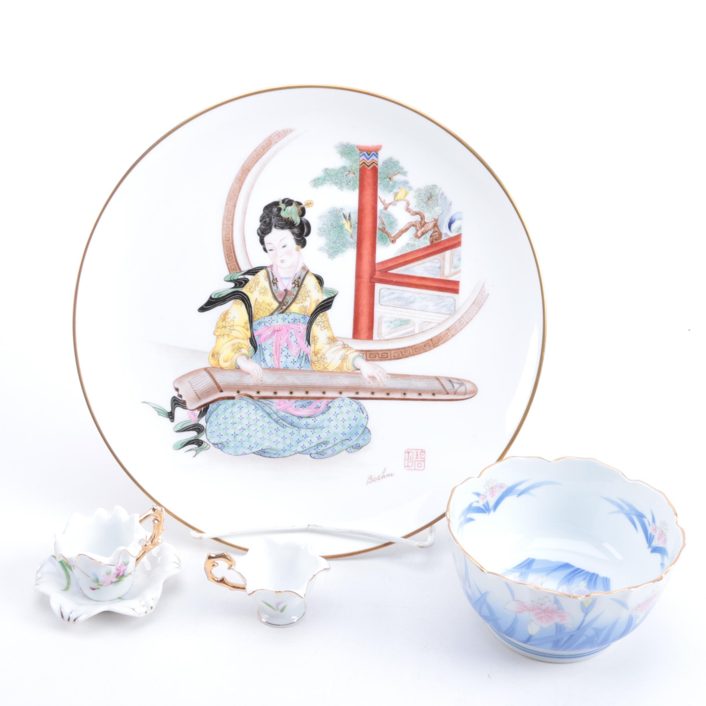 East Asian Porcelain Decor