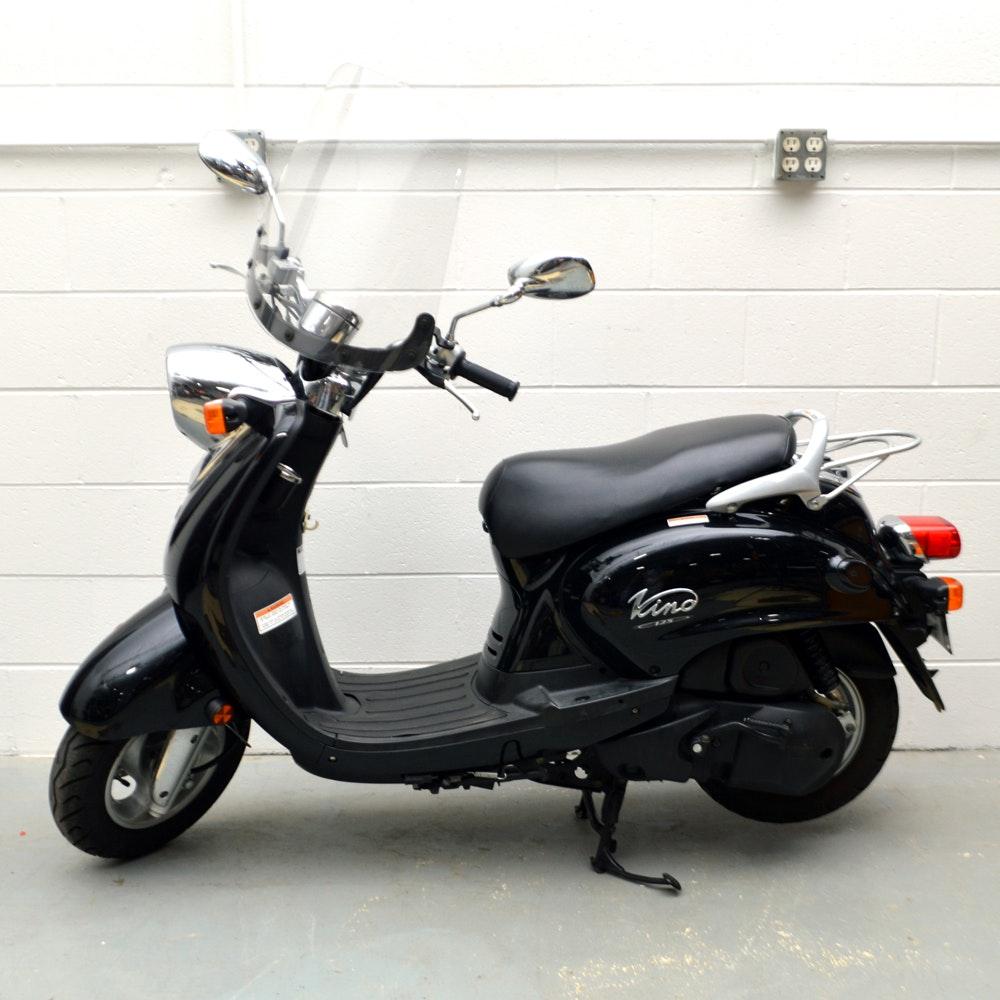 2008 Yamaha Vino XC125V