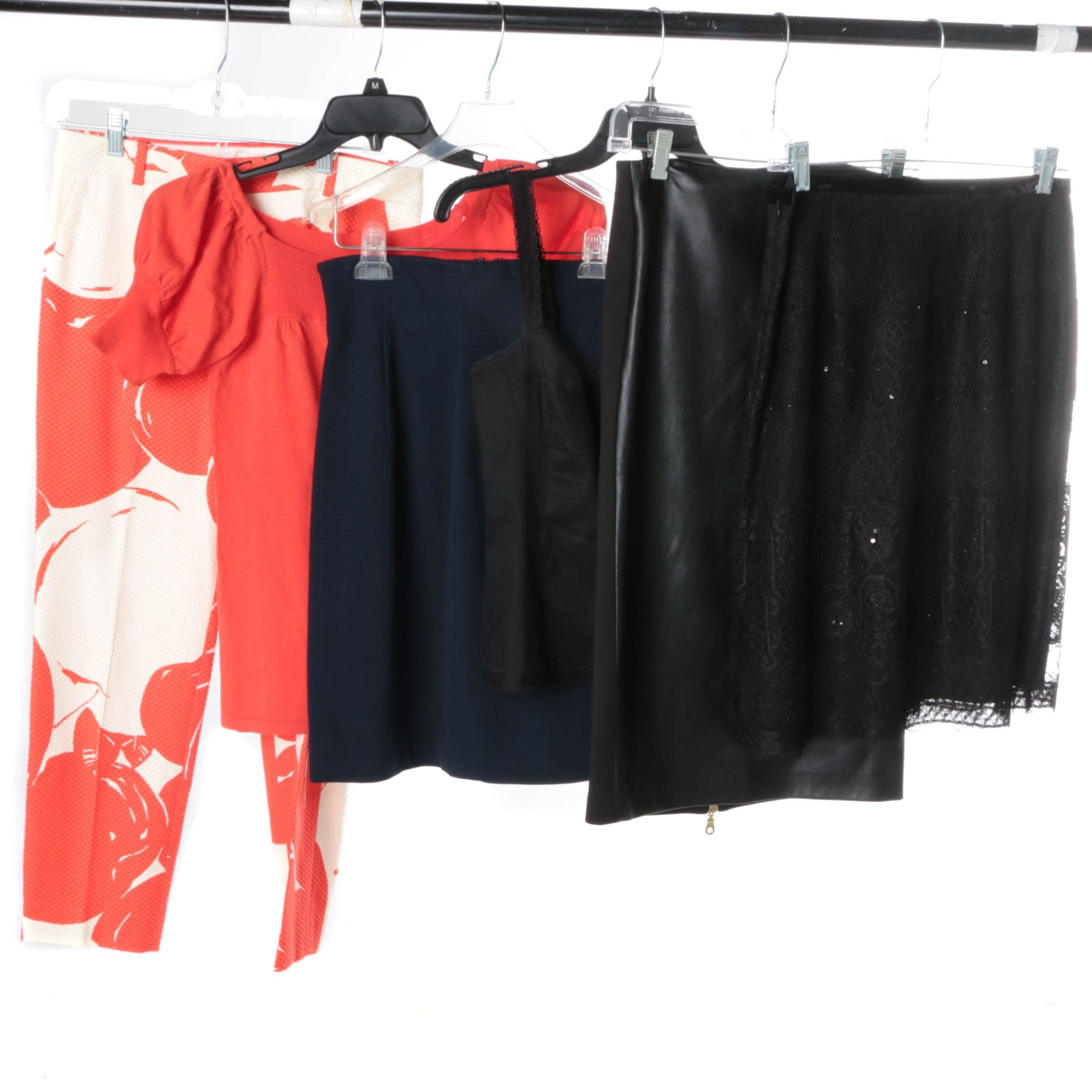 Women's Clothing Including Diane von Furstenberg and Trina Turk