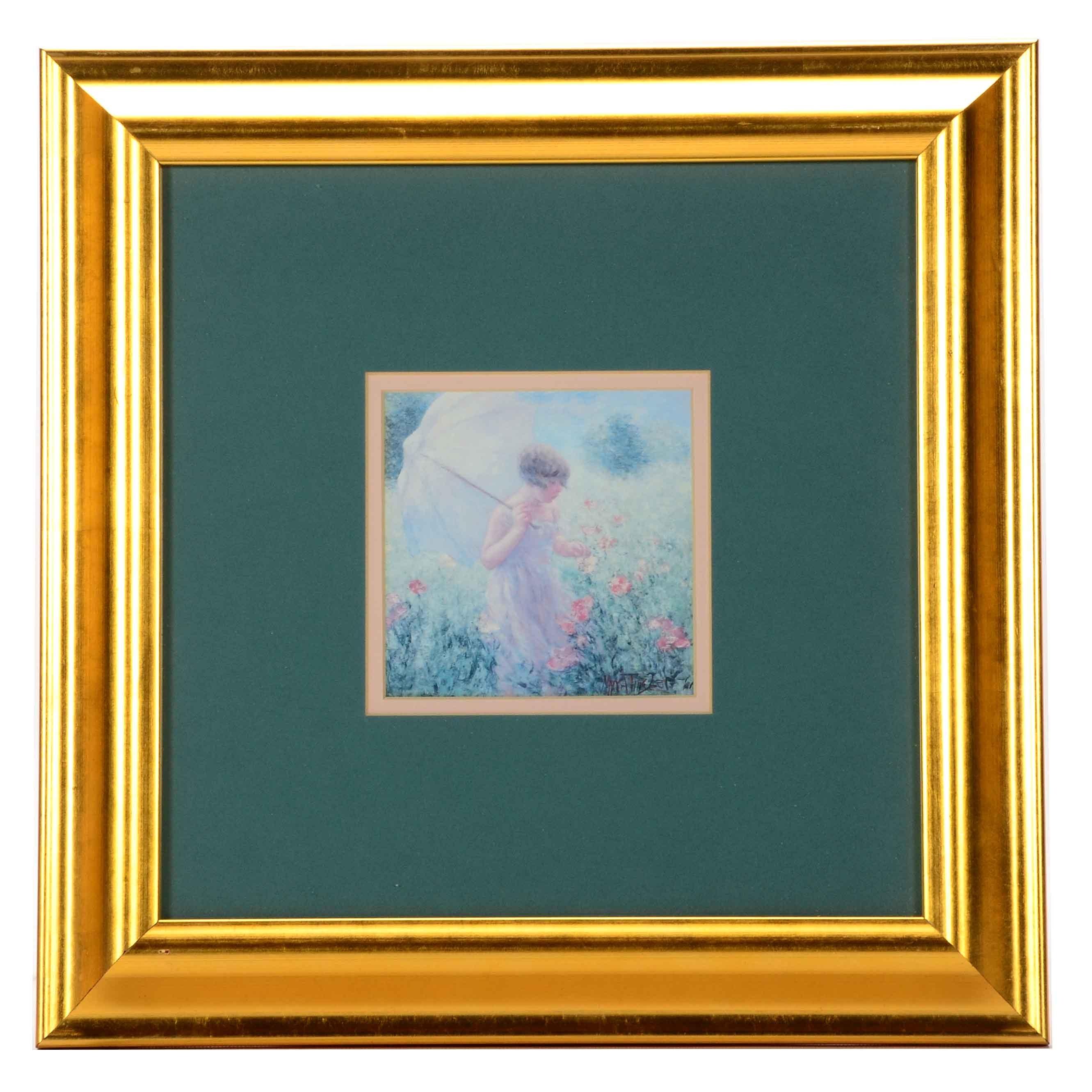 Myra Tinsley Framed Print
