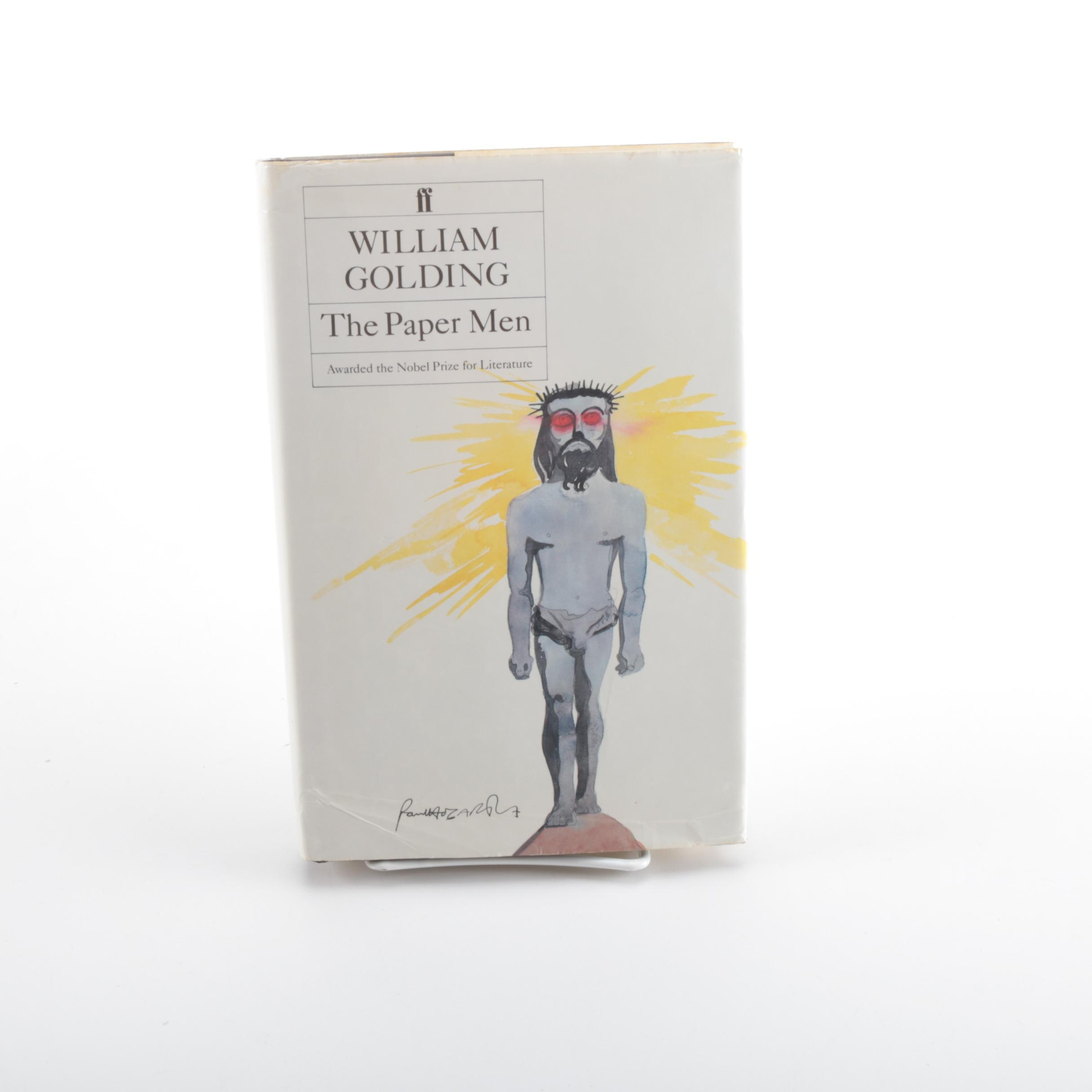 "1984 ""The Paper Men"" by William Golding"