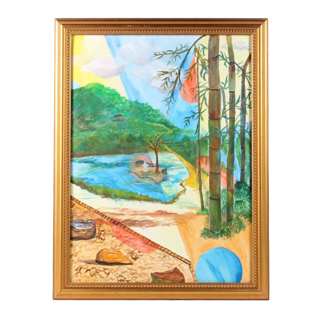 JWS Watercolor Painting