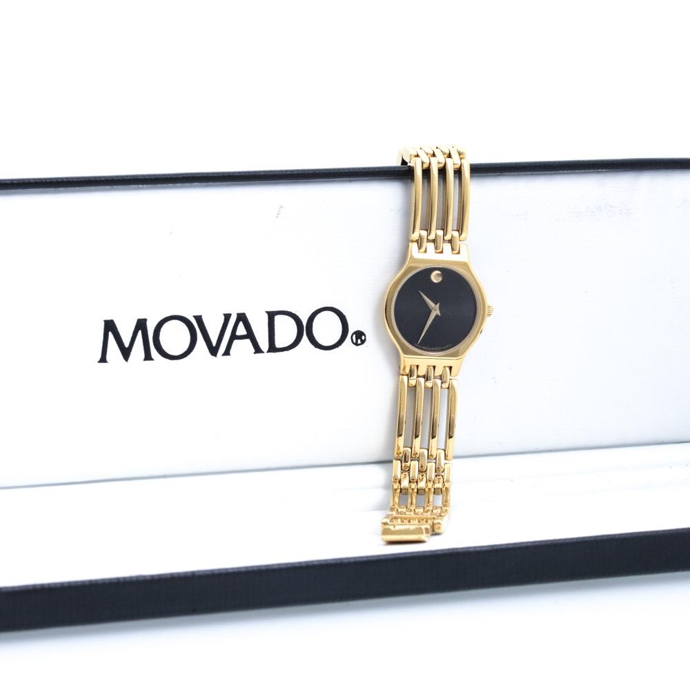 Movado Museum Dial Esperanza Wristwatch