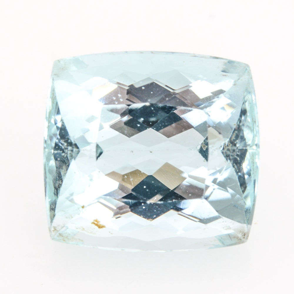 Loose Aquamarine Stone