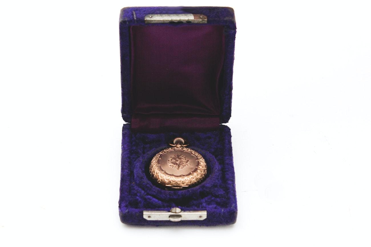 Antique Elgin National Pocket Watch