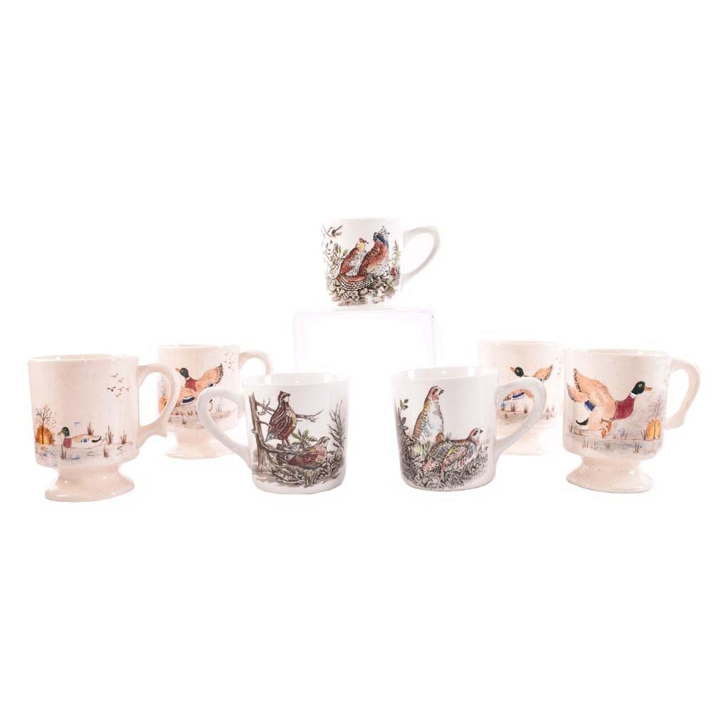 Game Bird Mugs