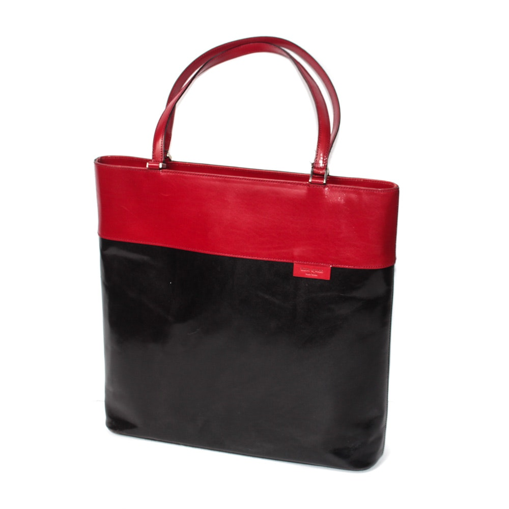 Kate Spade Charlottesville Patent Leather Tote