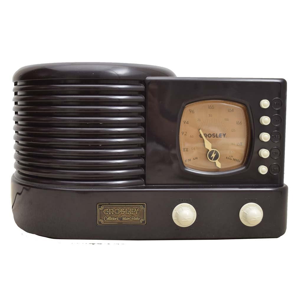 Crosley CR 1 Collector's Edition Radio