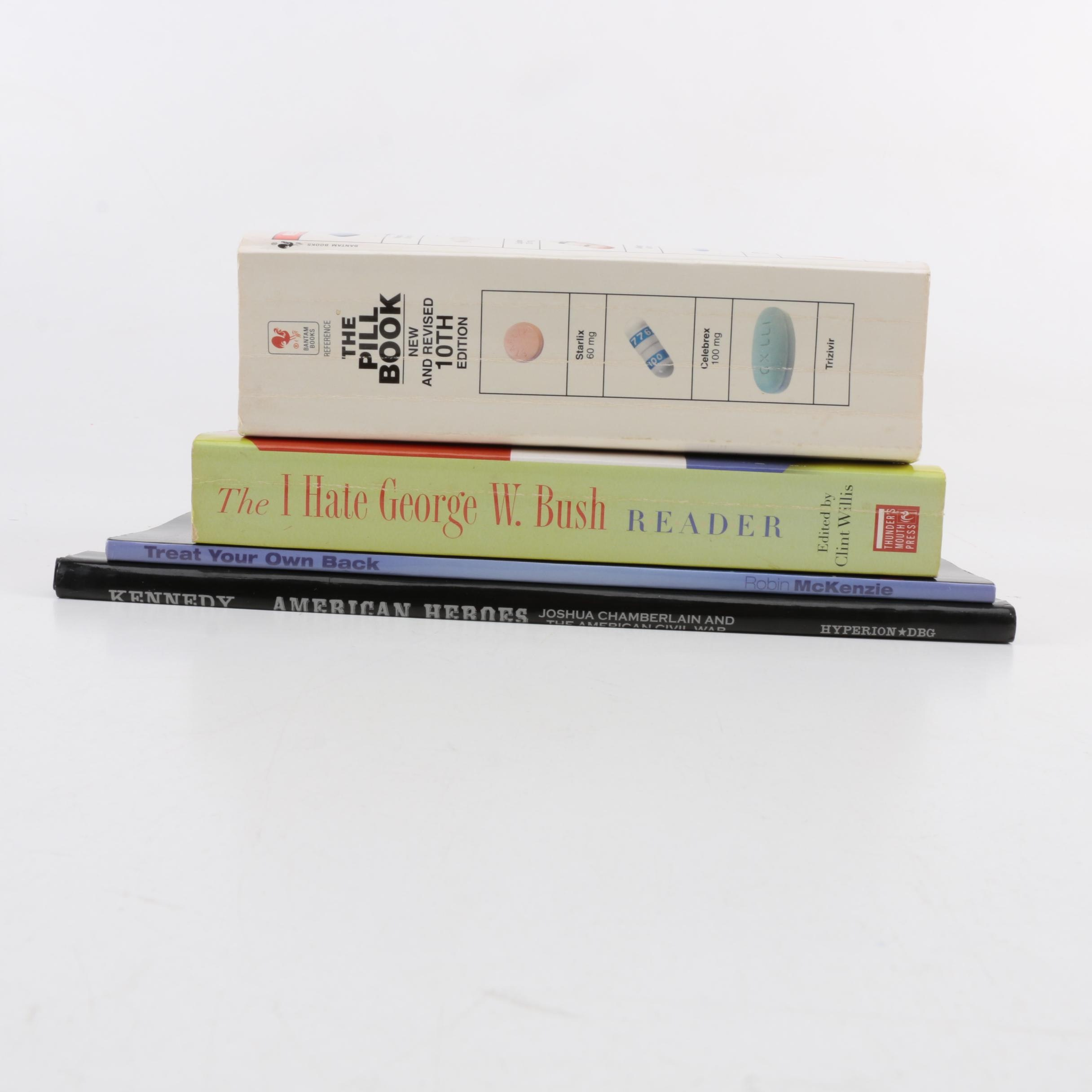 Collection of Non-fiction Books