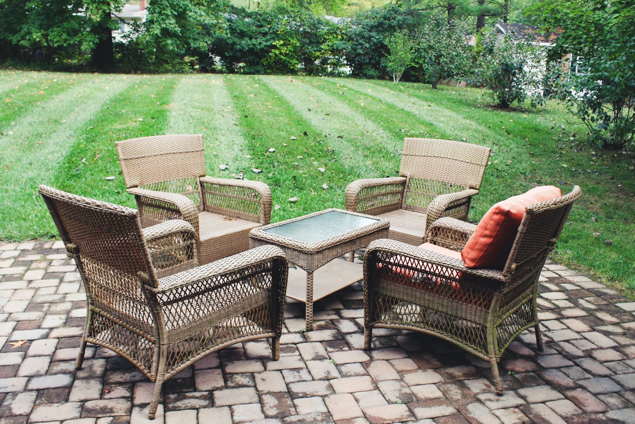 Martha Stewart Living Patio Furniture Set