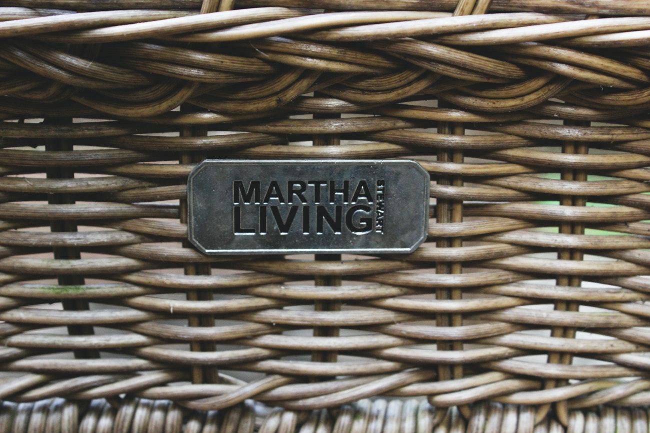 Martha Stewart Living Patio Furniture Set | EBTH
